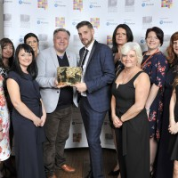 Gainsborough primary school get gold award for 'making a difference' (From Gainsborough Standard)
